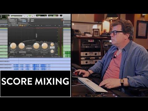 Score mixing - Alan Meyerson