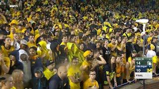 Michigan State Beats Michigan