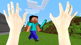 "TOP 5 REALISTIC MINECRAFT - ""STEVE"" EDITION"