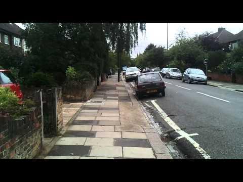 Samsung Galaxy S camera sample video
