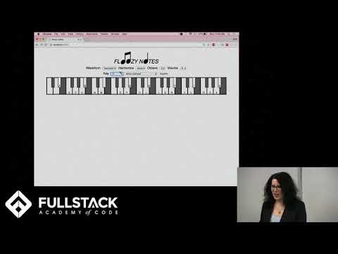 Stackathon Presentation: Floozy Notes