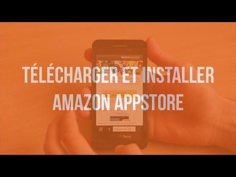 Comment télécharger et installer Amazon Appstore sur BlackBerry 10 - Addicts à Blackberry 10