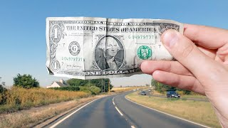 A Million Dollars vs A Billion Dollars, Visualized: A Road Trip