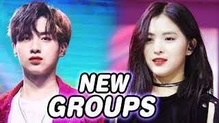 Download K-Pop New Groups Debut in 2019 - (The Competition is Hard) Video