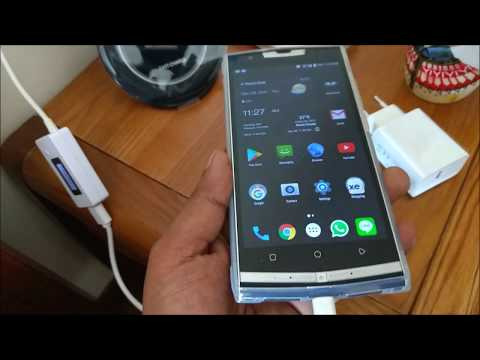 Oukitel 10000mah BIG BATTERY MOBILE PHONE TEST