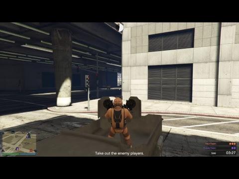 Grand Theft Auto V - Motor Wars (AT&T Fiber Test)