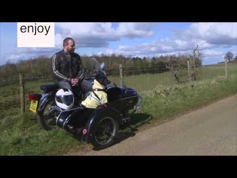 Kevlar jacket for a biker dog!!!