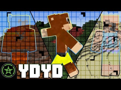 Let's Play Minecraft - Episode 306 - Michael's Epic Journey (YDYD Part 4)