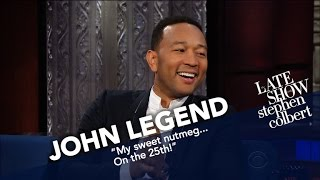John Legend And Chrissy Teigen Are Still Learning The Ropes As Parents