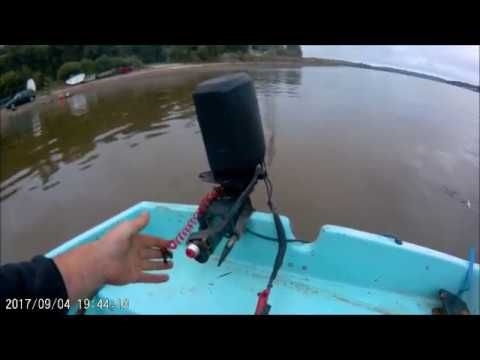 DIY OUTBOARD MOTOR FOR FREE
