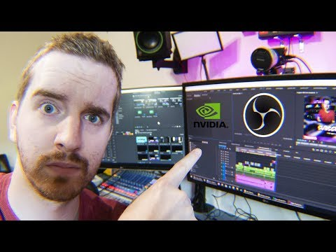 OBS STUDIO: How to FIX NVENC Laggy/Choppy Playback & Poor Premiere Performance (BEST SETTINGS 2018)