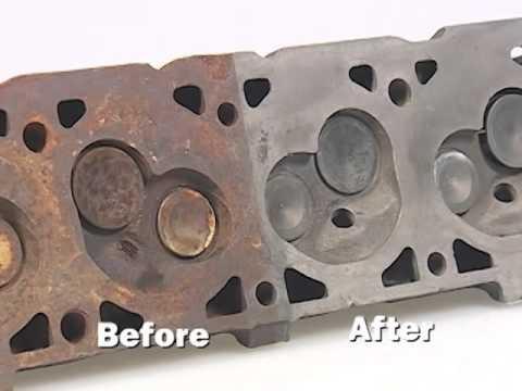 Evapo-Rust Rust Remover and Rust-Block Rust Inhibitor Overview Tutorial