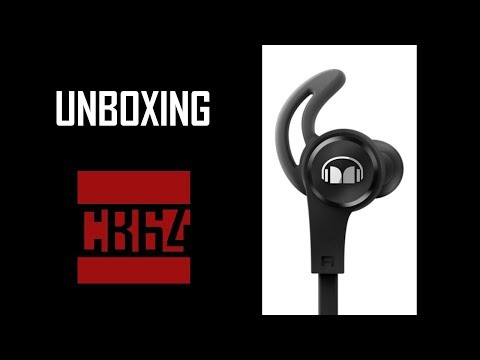 Unboxing Monster iSport Achive