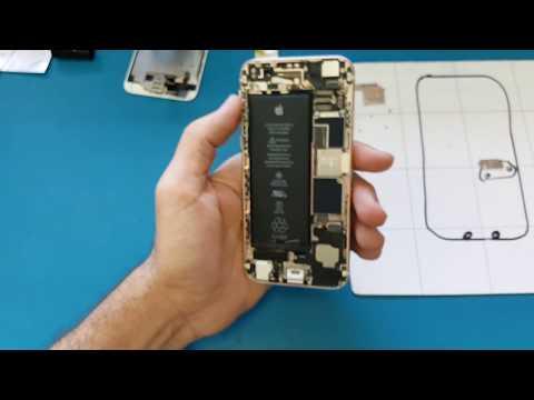 iPhone 6 WIFI repair/antena Replacement (solved)