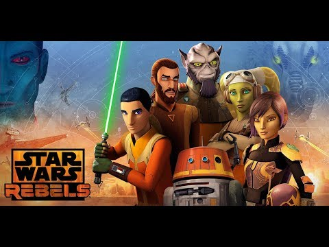 Star Wars - Catching Up On Rebels