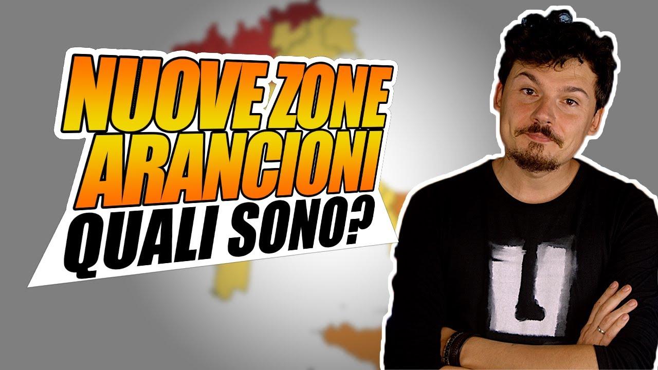 Nuove zone arancioni in Italia, che succede?