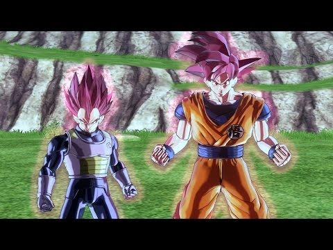 SUPER SAIYAN GOD VEGETA AND GOKU!!?   Dragon Ball Xenoverse 2 Ultimate Gameplay [Episode 8]