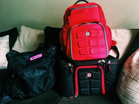 Fitness-MealPrep Bag Collection