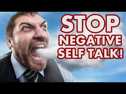 How to STOP Hating Yourself - 3 Ways to Talk to Yourself