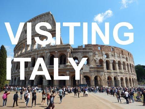 Visiting Italy (Naples, Rome, Cinque Terre, Venice)