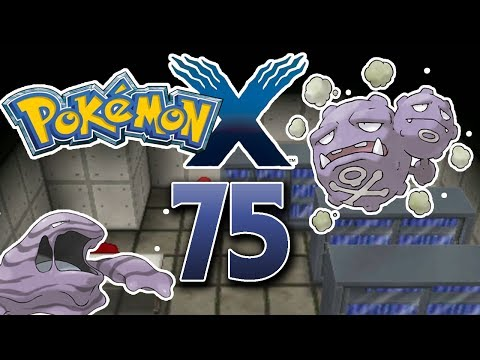 Let's Play Pokemon X Part 75: Erneut Ärger mit Team Flare