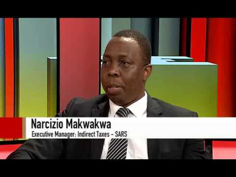 Narcizio Makwakwa from SARS – Voluntary VAT vendor  – 5 Feb 2016