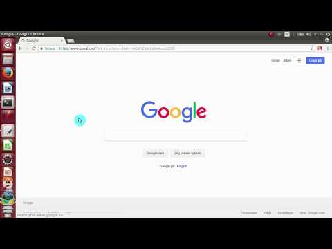 HOW TO DOWNLOAD AND INSTALL GOOGLE CHROME IN UBUNTU 14.04 DESKTOP [HINDI & ENGLISH] : By Coders Cave