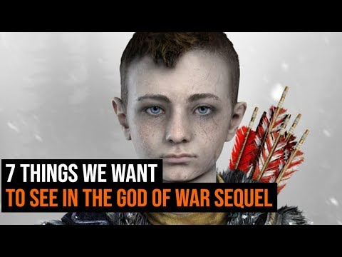 7 Things We Want To See In The God of War Sequel