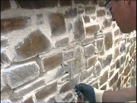 Lime Pointing: How to Point a Wall Using Lime Mortar