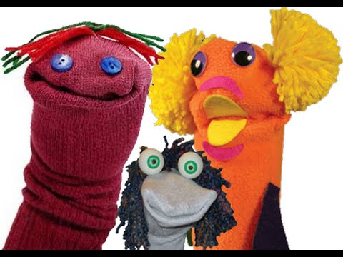 How to Make a Sock Puppet Tutorial