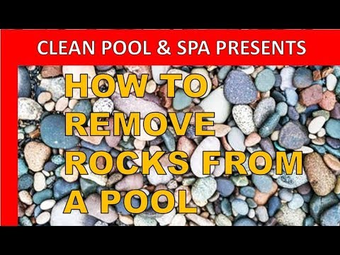 3 Ways To Remove Rocks From A Pool | Easy & Effective