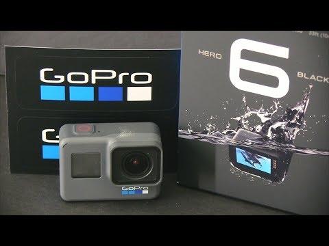 GoPro Hero 6 Unboxing