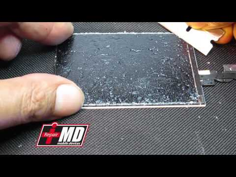 How to sucessfully separate iPhone 4 and 4S broken glass