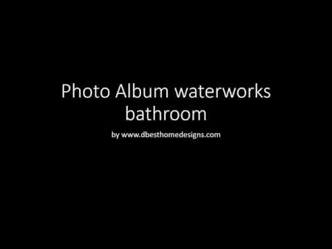 waterworks bathroom
