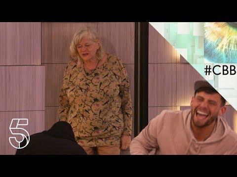 Shane J pranks Ann   Day 12   Celebrity Big Brother 2018