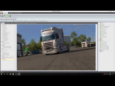 How to skin a trailer for ETS2 . Simpel Tutorial ( Made on Request )