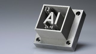 Metallurgy Breakthrough: 3D Printing High-Strength Aluminum