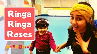 Ringa Ringa Roses   Songs & Nursery Rhymes for children   Mozartsy TV   Sonam Aunty