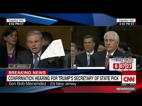 Rex Tillerson: I don't recall lobbying against sanctions