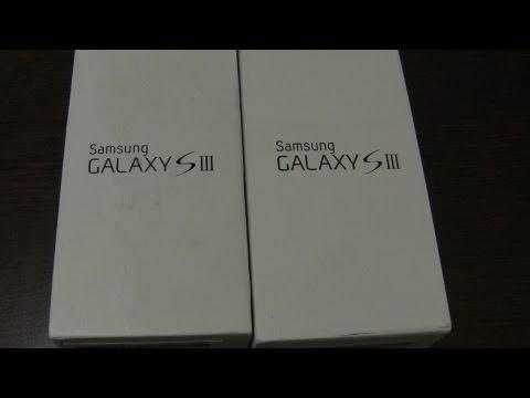 Chińska podróbka Samsung Galaxy S III / Real vs Fake