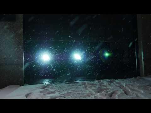Porsche 911 Turbo x Cadillac ATS-V Snow Day