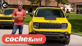 Jeep Renegade SUV   Primera prueba / Test / Review en español   coches.net