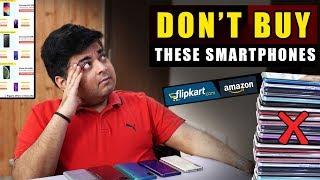 Flipkart & Amazon Offers - Don't Buy These Phones in 2020   PAISA WASTE MAT KARO