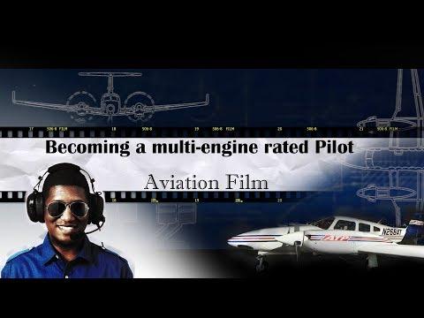Becoming a Pilot : Multi-Engine | Short Film | A Pilot's Pursuit