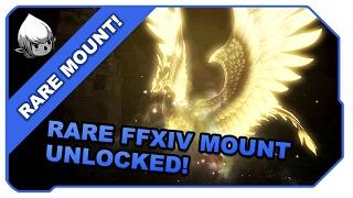 FFXIV 3 0 0802 Recruit A Friend (Twintania Mount) - PakVim