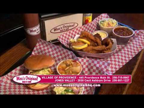 Moe's Original BBQ in Huntsville's New Location