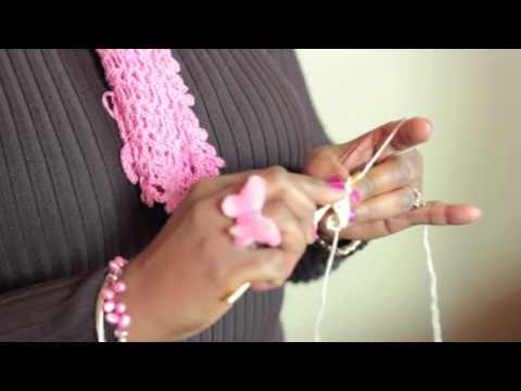 How to Crochet a Foundation Stitch in HDC