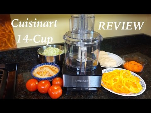 Cuisinart 14-Cup Food Processor Review
