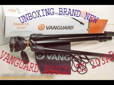 Unboxing Vanguard Espod CX 203AP