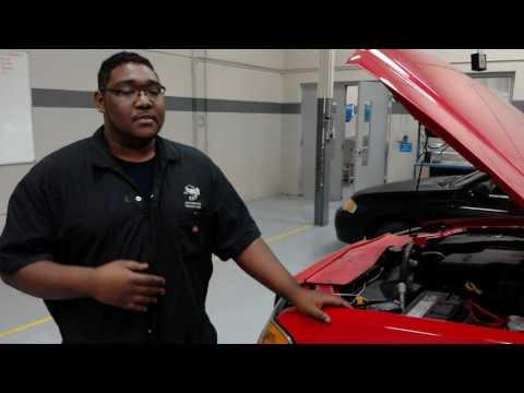 how to: test an clutch fan
